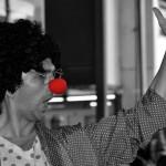 Clown en Garrahan